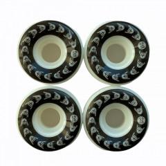 Колеса Bro Stuff Black\White Logo 52 мм 101A